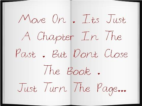 Past Moving On QuotesQuotes About Moving On From The Past