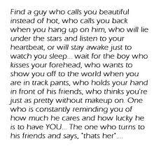i think thats what evry girl either needs or wants