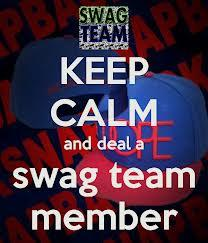 Become a Swag Member