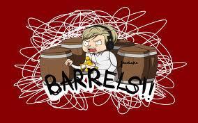 BARRELS! MY HATRED