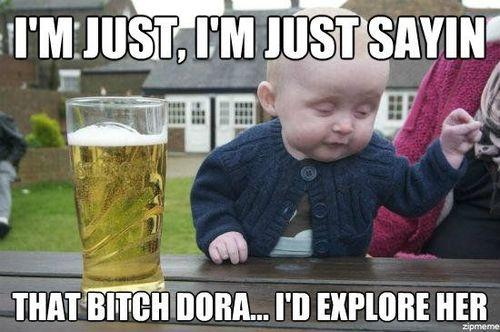 lol I love these Baby Memes