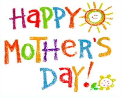 There is nothing special like mother's love towards her children: caring, protection, sympathy and love.