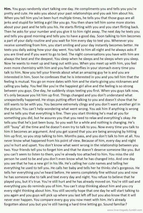 Just read it..