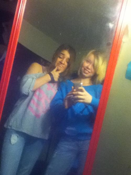 My blond hoe Kylie, I wuv her.! #NuffSaid