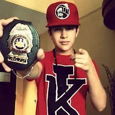 I'm arresting you (: