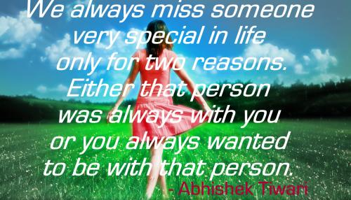 Quotes About Missing Someone Special Missing Someone Specia...