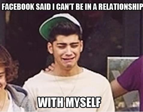 Related to Facebook Said Cant Relationship With MyselfIn A Relationship With Myself Quotes