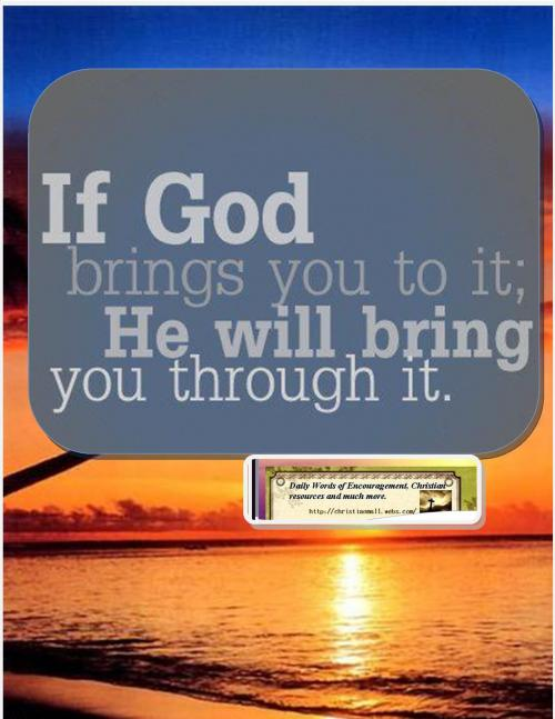 Christian Quotes Words Of Encouragement. QuotesGram